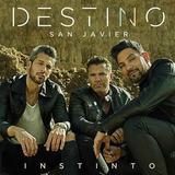 Cd Destino San Javier - Instinto -nuevo En Stock