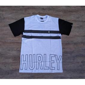 Camiseta Hurley Icon Kanui Tamanho G - Camisetas Manga Curta no ... 5c0c6e5d3ac