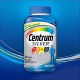 Centrum Silver Men (vitamina Homem) +50 Val.03/20 - 250cps