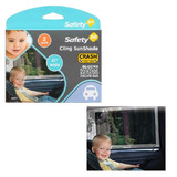 Películas Protectoras De Rayos Uv De Bebé Para Auto Safety1s