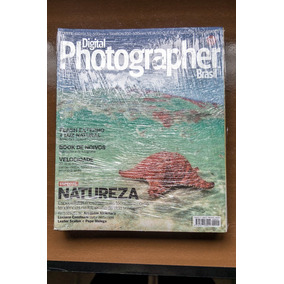 Kit 10 Revistas Digital Photographer   N°11 Ao N°20