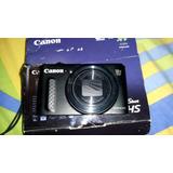 Camara Canon Power Shot Sx610 Hs Practicamente Nueva