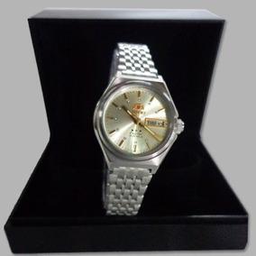 Promocioneslafamilia Relojes Orient Cromado Originales Mujer