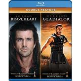 Braveheart / Gladiator Double Feature [blu-ray]