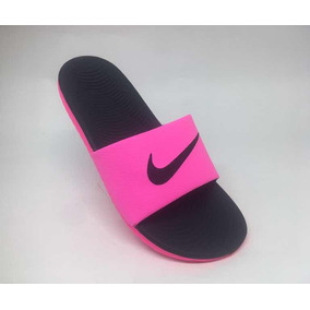 Chinelo Nike Wmns Kawa Slide Rosa 834588 606 ef28e466f17