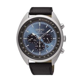 Incrível Relógio Seiko Ssc625p1 Chronograph Solar Confira