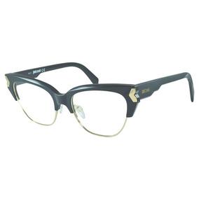 fe96dd7107288 Oculos Grau Just Cavalli De - Óculos no Mercado Livre Brasil