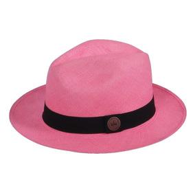 Aracaju se Chapeu De Palha - Chapéus Rosa no Mercado Livre Brasil 4a558445974