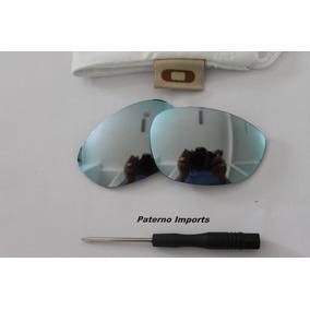Oculos Oakley Plate Platinum 24k De Sol - Óculos De Sol no Mercado ... ea301993f3