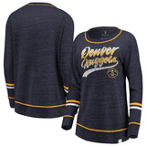 Denver Nuggets Fanatics Branded Navy/gold Dreams Sleeve
