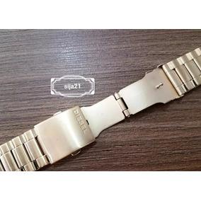 ce2bf016e5f Relogio Diesel Dourado Dz 4268 - Relógios no Mercado Livre Brasil