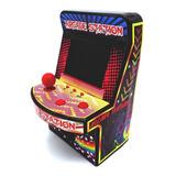 Consola Portatil Retro 240 Clasicos Juegos Incluidos