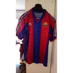 1db6603b75084 Camiseta Kappa Del Barcelona 1994 - Camisetas en Mercado Libre Argentina