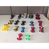 Lote De 17 Carrinhos Formula 1 Diversos Miniaxx