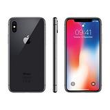 Apple Iphone X 64gb Vitrine Original Sem Detalhes Sem Caixa
