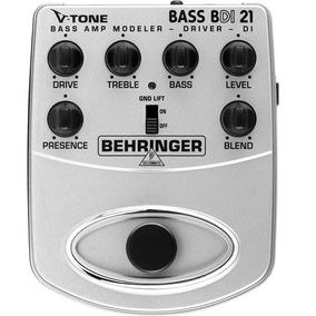 Pedal Behringer V-tone Bdi 21 Para Baixo