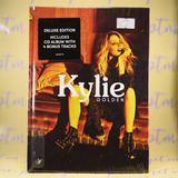 Kylie Minogue | Golden | Cd Libro Deluxe