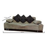 Muebles & Accesorios Sofa Cama Espaldar Abatible