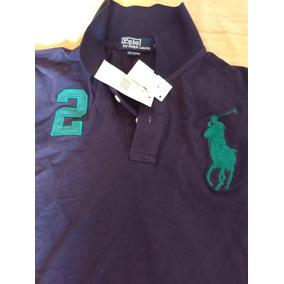 Camisa Polo Ralph Lauren Masculina Big Pony Dri Fit - Calçados ... af97f0ec0ad