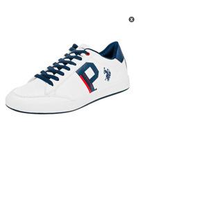 Tennis Polo Blancos