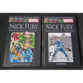 Salvat Nick Fury, Agente Da S.h.i.e.l.d. - Parte Um E Dois