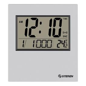 Reloj Digital Con Alarma Y Termómetro | Clk-305