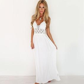 Vestido de novia crochet chile