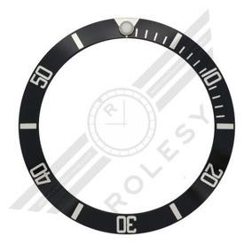 Bisel Para Rolex Submariner Acero, Acero Oro Azul O Negro
