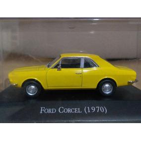 Miniatura Ford Corcel 1970 Escala 1/43