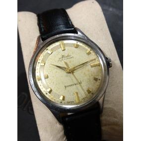 Reloj Mido Power Wind Bumper Vintage