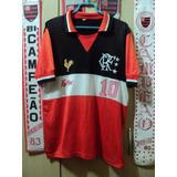 041f55e6e7 Camisa Flamengo ( Anos 80   Comemorativa A Volta Do Zico )