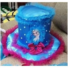 Sombrero Loco De Frozen