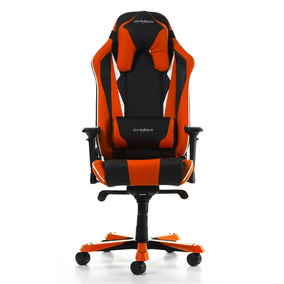 Cadeira Dxracer S-series - Black/orange (sj28/no)