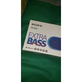 Parlante Portátil Sony Srs-xb20 Azul Original. No Jbl Harman