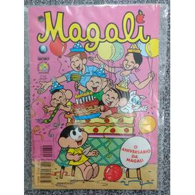 Magali Nº 232 - Editora Globo