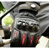 Luva Motociclista Probiker Impermeável Cano Longo