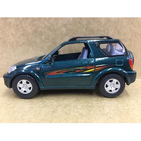 Miniatura Toyota Rav 4 Verde