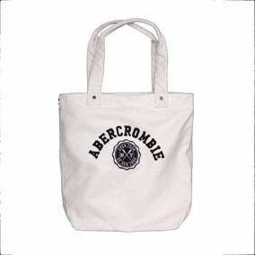 Bolsa Abercrombie Branca 100% Original E Importada