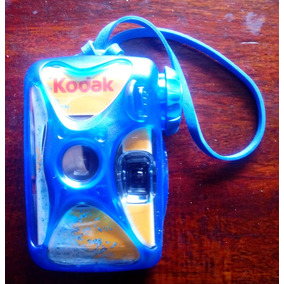 Camara Kodak Waterpoof Desechable