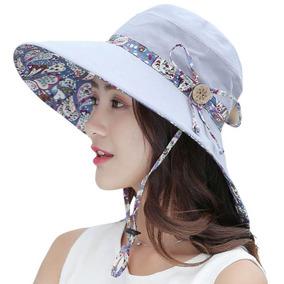 Sombrero Playa Mujer - Accesorios de Moda en Mercado Libre Perú 98af62fd436