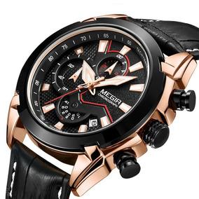 Relogio Megir Masculino - Relógio Masculino no Mercado Livre Brasil 0703f3a070