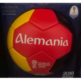 Balon Mundial 2018 Alemania en Mercado Libre México 0428214bb62e6
