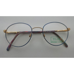United Color Of Benetton Belissímo Exemplar Uníco !!! - Óculos no ... 14d6b2e73d