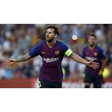 Conjunto Niños Barcelona Vidal - Messi 2018 -2019
