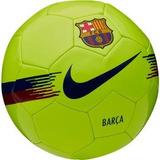 Bola Nike Barcelona Futebol Campo Fcb Original Amarela 72304d3e52e51