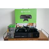 Xbox One 1 Tb Con 3 Controles Y 7 Juegos