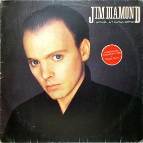 Jim Diamond Lp I Should Have Know Better + Encarte 13492