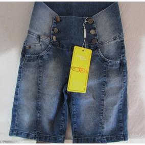Bermuda Edex Jeans Tamanho 38 E Frete Grátis