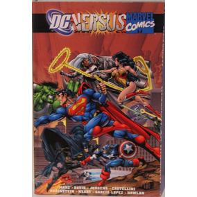 Hq Americana Dc Versus Marvel Comics