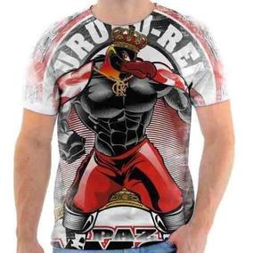 e4abd36723 Camiseta Do Flamengo Urubu Guerreiro - Camisetas e Blusas no Mercado ...
